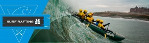 Surf Rafting Newquay