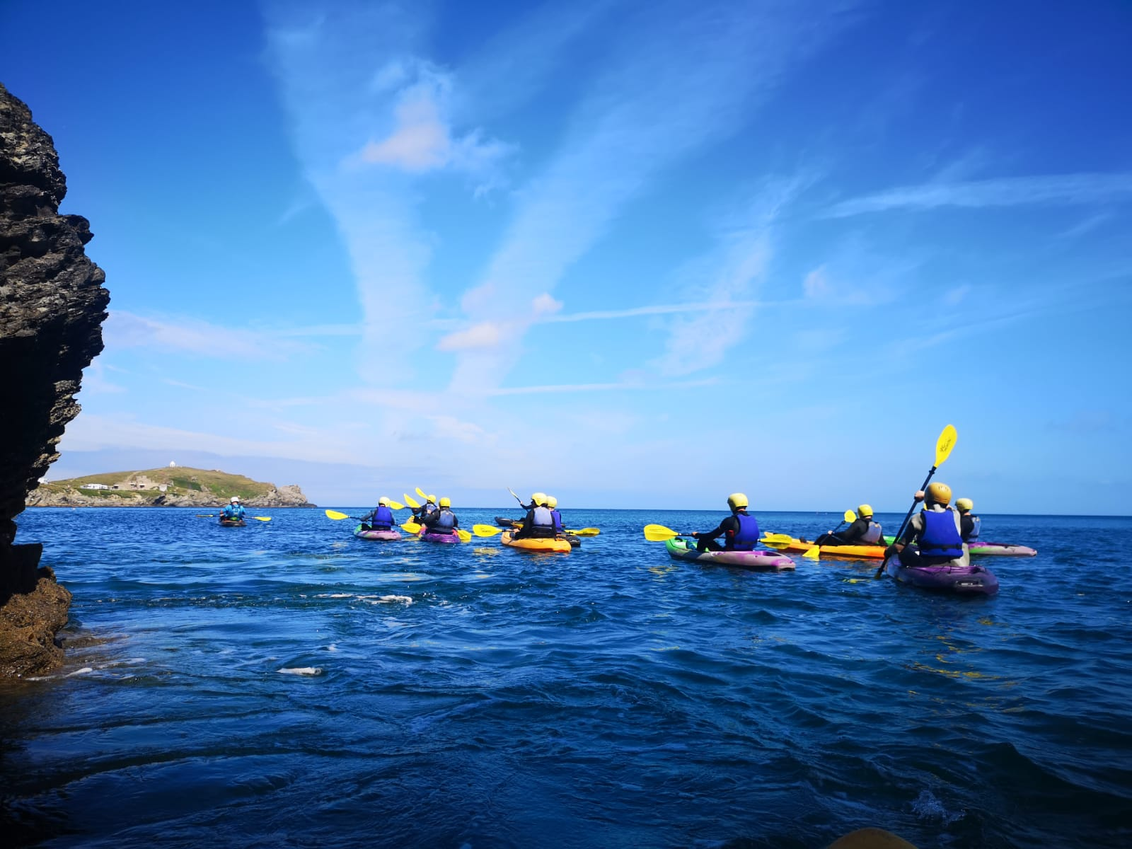 Newquay Water Sports Centre Kayak tours