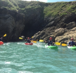 Kayaking Tours Newquay