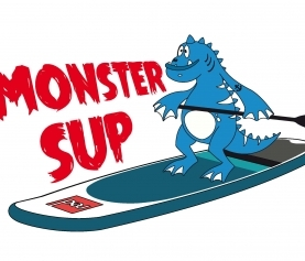 Monster Stand Up Paddle Boarding